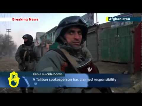 Taliban suicide attack: 2 die after bomb blasts rock the Afghan capital
