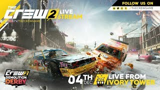 The Crew 2 #LivefromIVT – Demolition Derby Update | Ubisoft [NA]