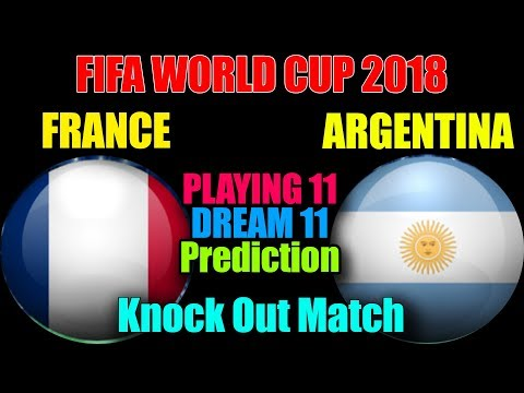 FRANCE vs ARGENTINA Prediction | FRANCE vs ARGENTINA Highlights | Lineup | #MM