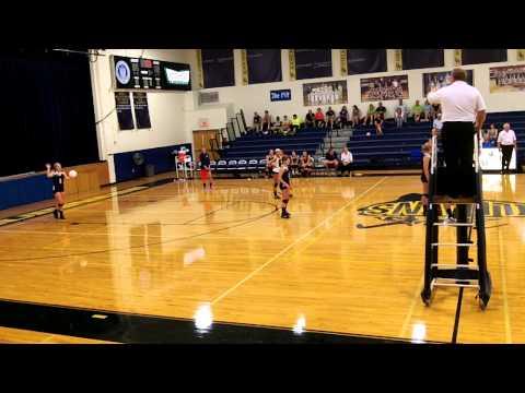 8-26-13 - Bishop McGuinness vs. Calvary Baptist Day School - Game 3