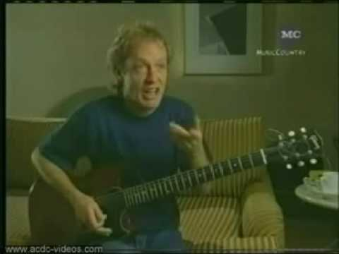 AC/DC - Angus Young guitar lesson