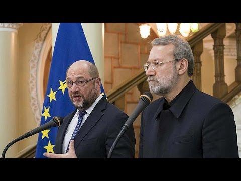 EU-Iran relations at 'key stage' says Schultz