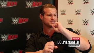 Dolph Ziggler | #YouAsk | Astro SuperSport