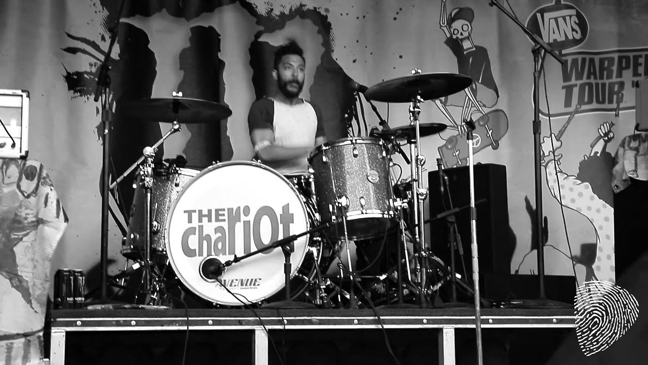The Chariot Long Live The Chariot Quot Forget Live at