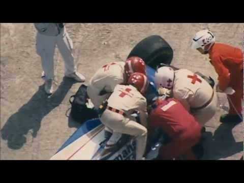 Ayrton Senna Body After Crash Ayrton Senna 39 s Crash 1st