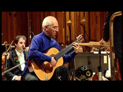 John Williams - The Rodrigo Guitar Concerto 2nd Movement Mon Amour