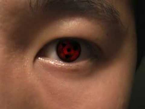 Mangekyou sharingan animated gif