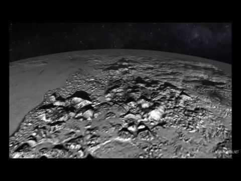 IMAGENS DE PLUTÃO 2015 - SONDA NEW HORIZONS DA NASA