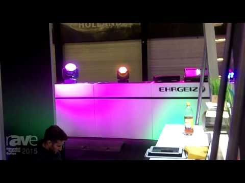 ISE 2015: B&K Braun Shows Rental and Staging Products From LEX Audio, Ledium, and EHRGEIZ