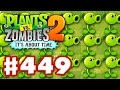 Plants vs. Zombies 2: It's About Time - Gameplay Walkthrough Part 449 - Match 3! (iOS)