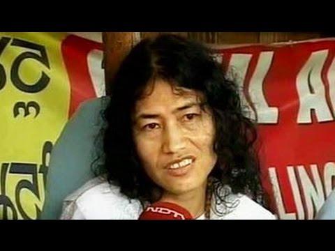 40 hours of freedom for Irom Sharmila