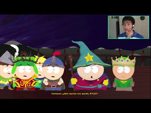 LA BATALLA FINAL !! - South Park: The Stick of Truth - FINAL