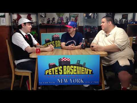 Captain America: The Winter Soldier and Agents of SHIELD - Pete's Basement Extras