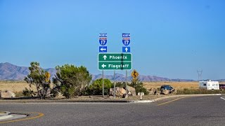 16-37 Flagstaff to Phoenix: I-17 South in AZ
