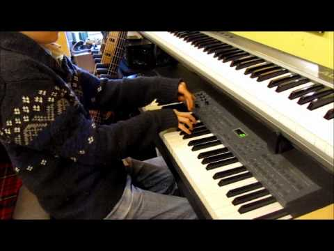 Funk/Jazz Piano Composition - Robert Dimbleby