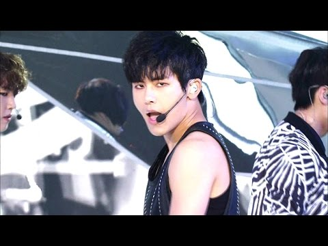 INFINITE(인피니트) - Bad(베드) @인기가요 Inkigayo 20150726