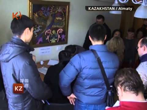 Kazakhstan. News 7 February 2013 / k+