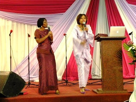 Enterworld Broadcasting Network - Prophetess Rev. Pearl Kupe -