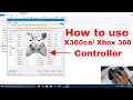 How to Use X360ce/xbox360 controller emulator