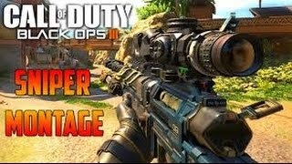 Eternal Way - BO3 Weekly Sniper Montage (24/01- 30/01) [ PS4 Share Factory ]