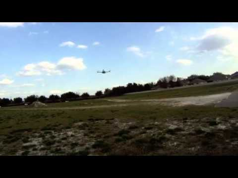 Basic Quadcopter Tutorial - Chapter 9 - First Flight