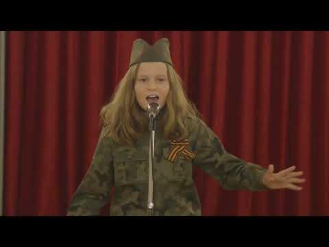 Девочка из Сербии исполняет Кукушку МОРОЗ ПО КОЖЕ!!!