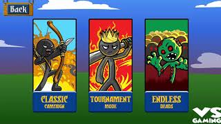 Stick War Legacy Endless Mode | APK: Unlmited Gems - Android GamePlay#9 HD