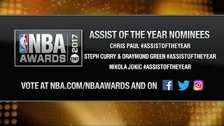 Inside the NBA: Assist of the Year Nominees