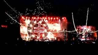 Take That live at British Summer Time Hyde Park - 12 minutes long