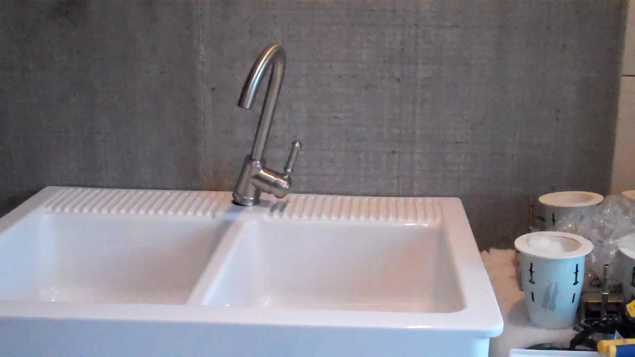 Sink Faucet Installation Video Single Hole Single
