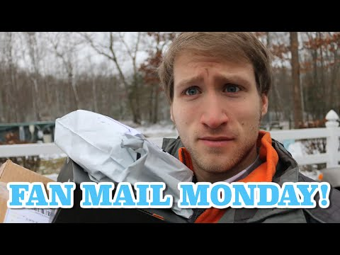 FAN MAIL MONDAY #8 -- SNOWMAGEDDON 2015