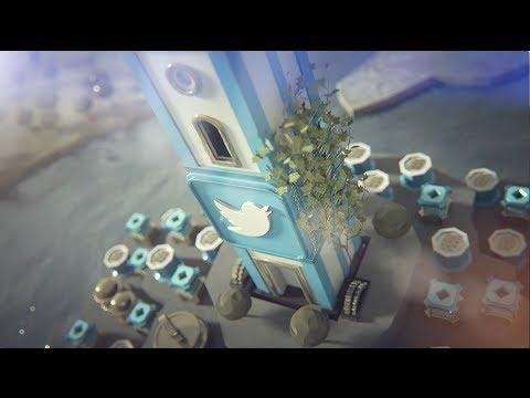 A Game of Social Thrones, la versión de la intro de 'Juego de Tronos' con redes sociales