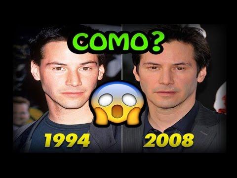 ? As celebridades que não envelhecem! O que fazem?