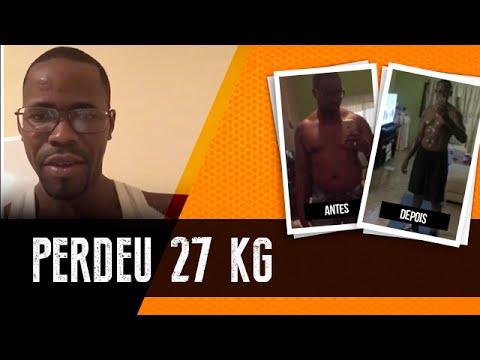 Domingos: Menos 27kg de gordura usando o Sistema Q48 | Vinícius Possebon