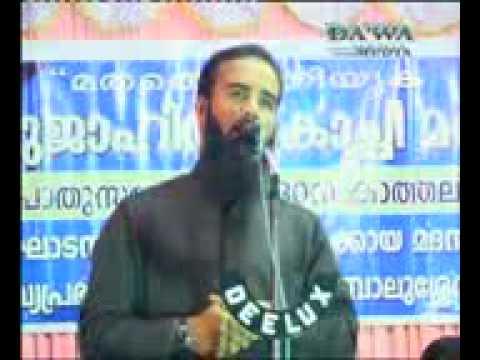 Madhathe Ariyuka Pramanangalilude - Mujahid Balushery Part 1.mp4 video