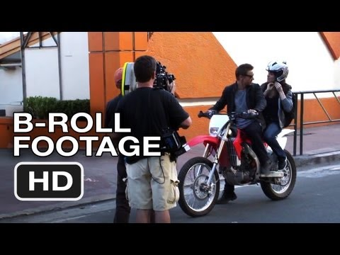 The Bourne Legacy - Raw B-Roll Footage (2012) Jeremy Renner Movie HD
