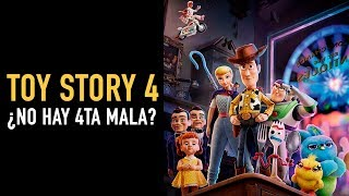 Reseña Toy Story 4