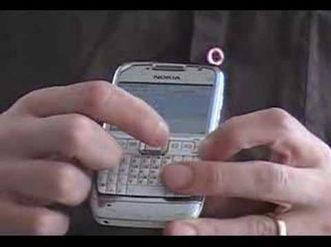 Hands-on With The Nokia E71