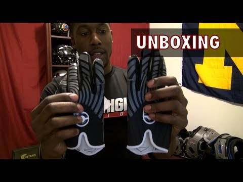 G Sports G Free Football Glove Unboxing - Ep. 146