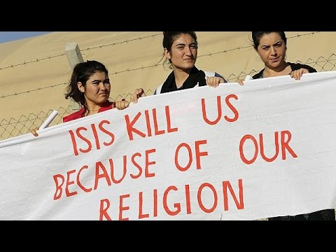 A Yazidi girl's harrowing tale of escape from ISIL captivity