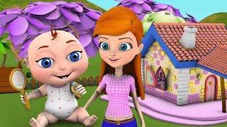 ทารกน้อย | เพลงเด็กอนุบาล | เพลงเด็ก | รวมเพลงเด็กอนุบาล | Little Treehouse Song | Hush Little Baby