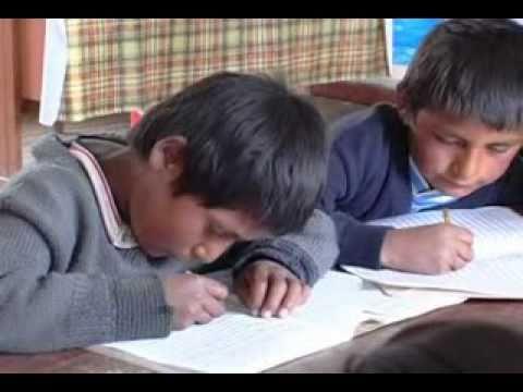 LA EDUCACION EN EL PERU