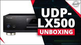Pioneer UDP-LX500 Unboxing & Overview | Best 4K Blu Ray Player of 2018?