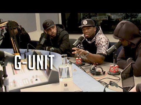 G-Unit On Hot 97 Morning Show