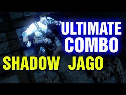 ULTIMATE COMBO: Shadow Jago Boss - Killer Instinct
