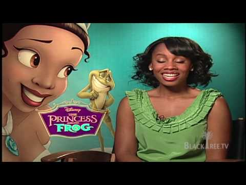 Ms. Brooke Christopher sits down with Anika Noni Rose, the voice of Tiana in Disney's The Princess and the Frog to talk about the significance of this movie in particular as Tiana becomes the...