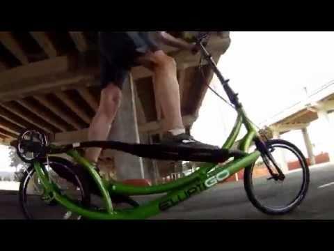elliptical new trainer 9.0 balance