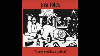 Watch Ben Folds Bizarre Christmas Incident video
