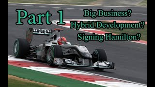 The Rise of Mercedes Part 1