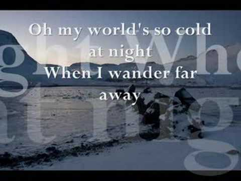 jaci velasquez - lost without you - with lyrics